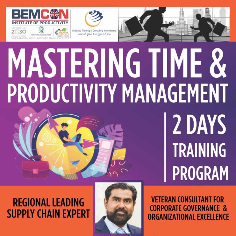 Mastering Time and Productivity Management