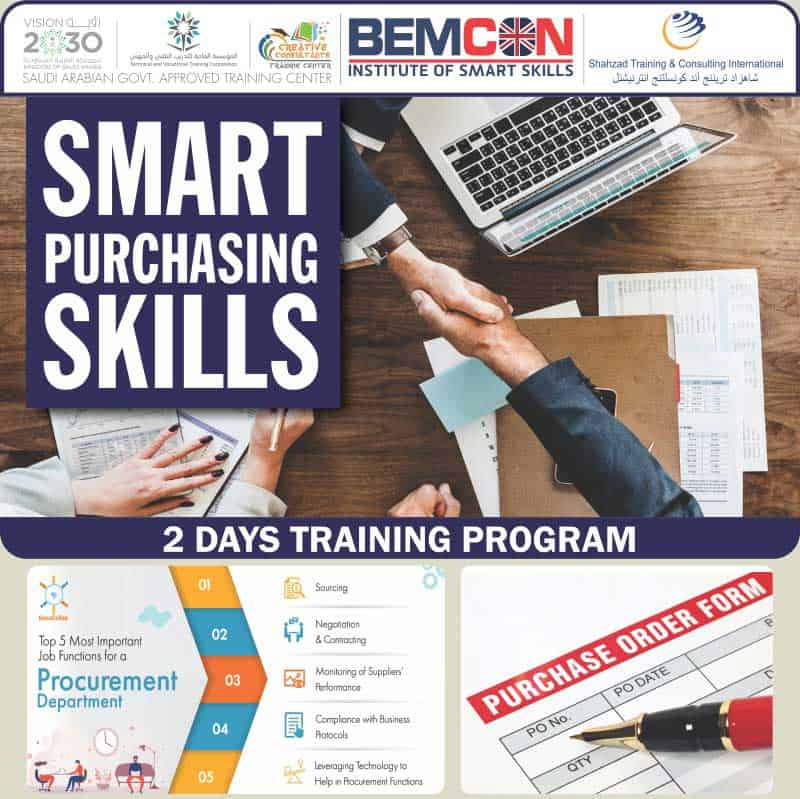 Smart Purchasing Skills Header