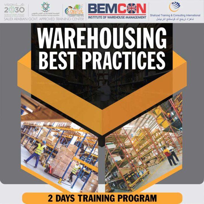 Warehousing Best Practices