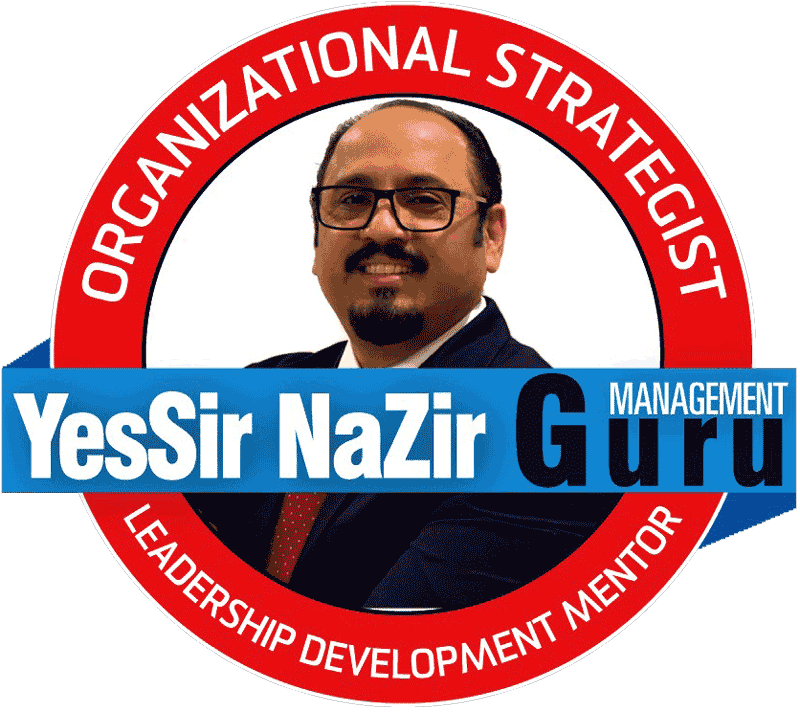Yaser Nazir Management Guru