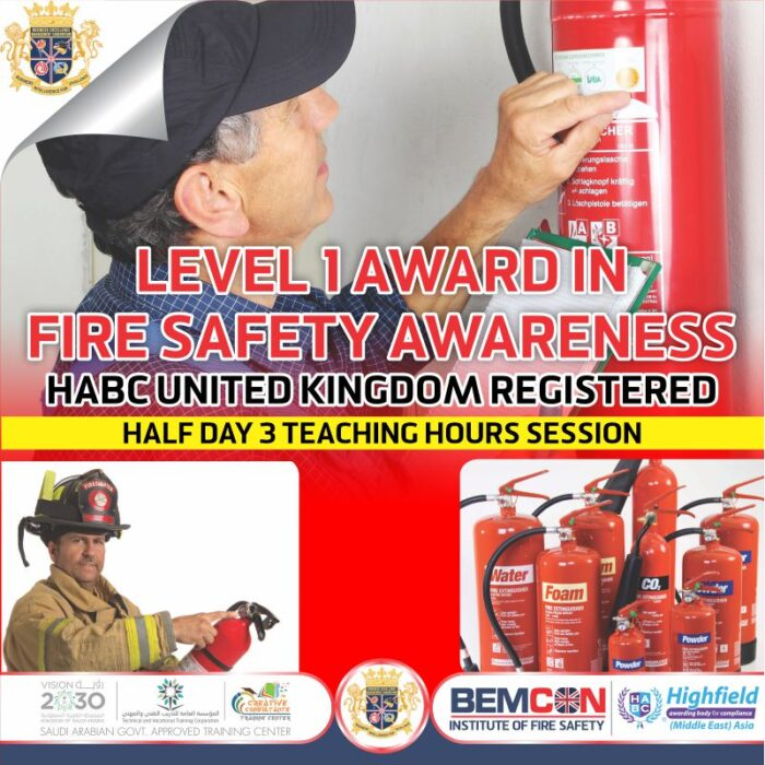 Fire Safety Level 1
