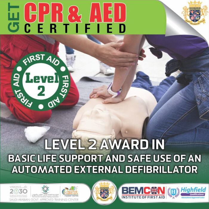 First Aid Level 2