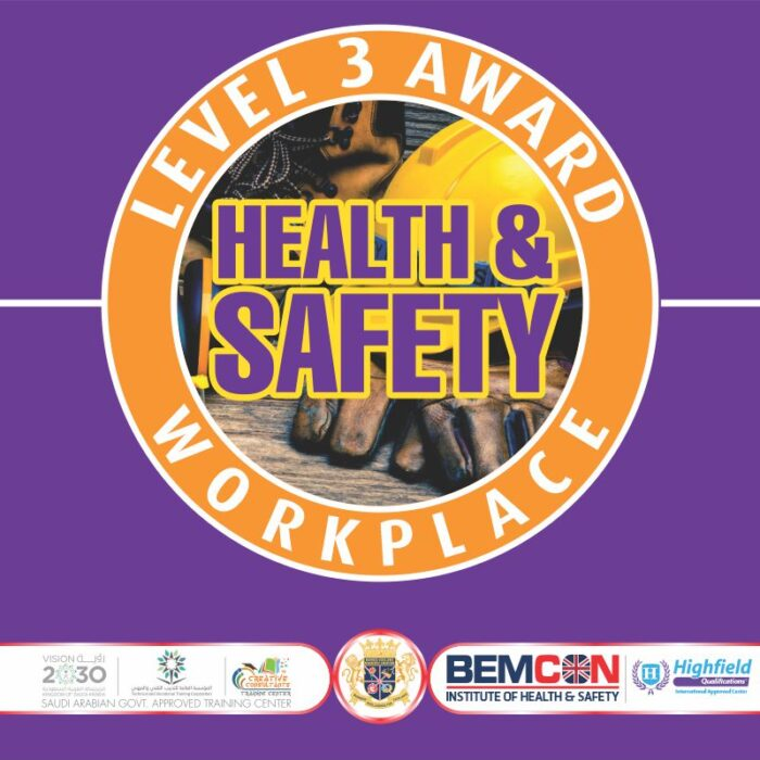Health & Safety Level 3 Award