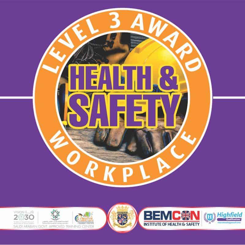Health Safety Level 3 HABC Nov 2020