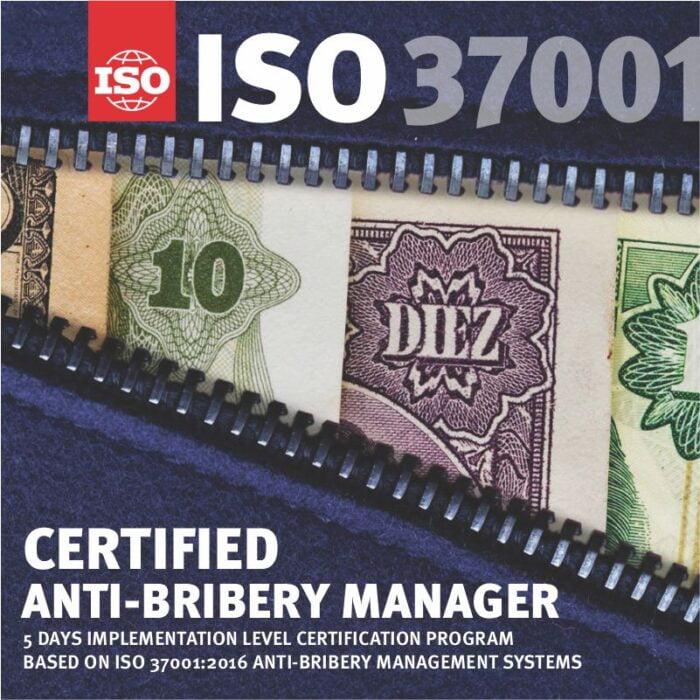 ISO 37001:2016 Anti-Bribery