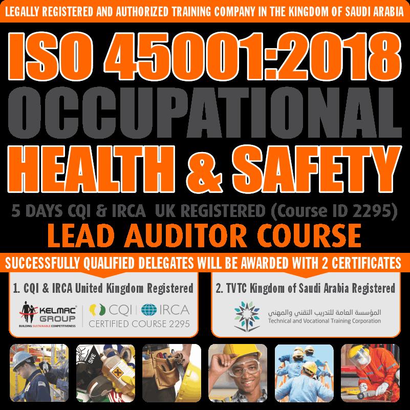 ISO 45001 2018 DEC 2020