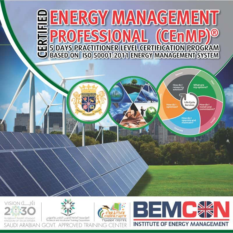 ISO 50001 Energy Management Systems Jan 2021