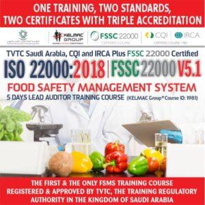 Mail Campaign ISO 22000 2018 V5.1 KELMAC