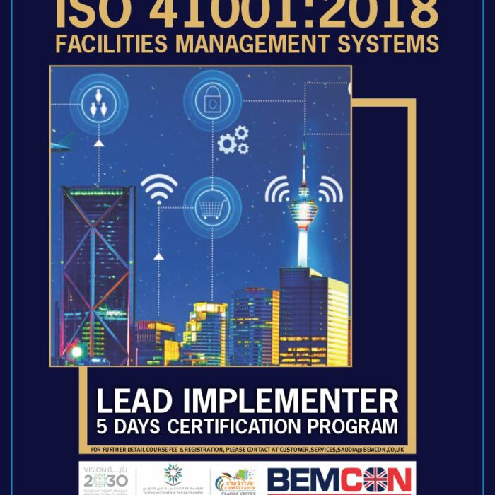 ISO 41001:2018
