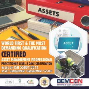 ISO 55001 2014 Asset Management Dec 2020