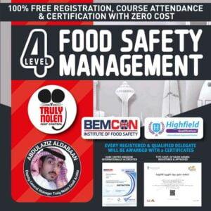 Truly Nolen Food Safety L4 2021